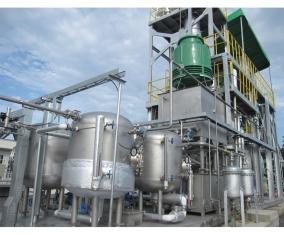 废塑料油化控制系统